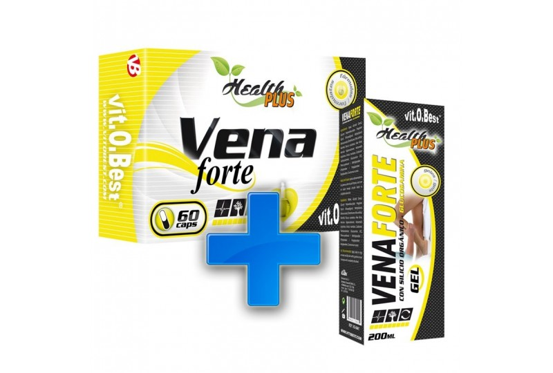 Pack circulatorio Vena forte